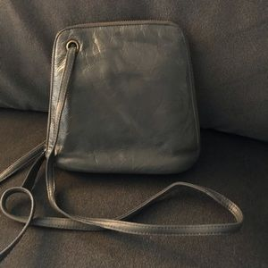 Latico Lily small leather crossbody purse bag